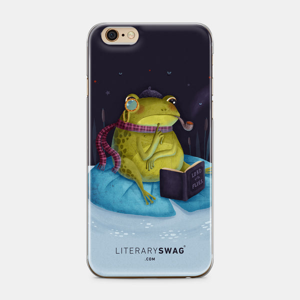 Lord of The Flies iPhone Case - LiterarySwag