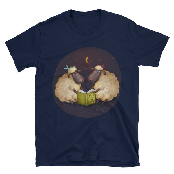 Tales Of Two Sheep Unisex T-Shirt