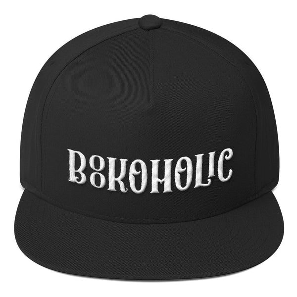 Bookoholic Limited Edition Flat Bill Cap