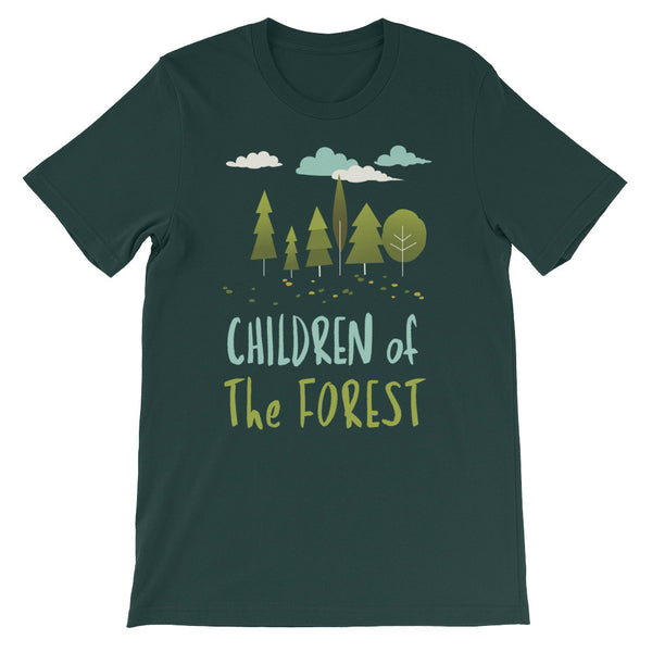 Children Of The Forest Unisex T-Shirt