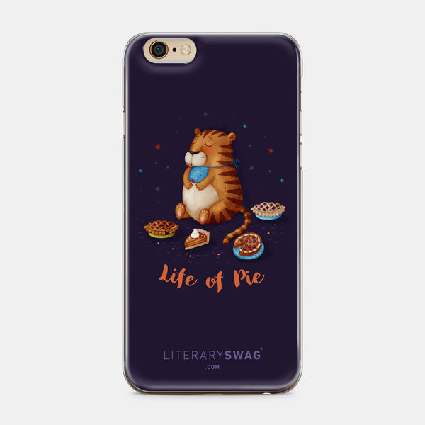 Life of Pie iPhone Case - LiterarySwag