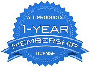 One-Year Membership