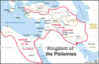 Kingdom of the Ptolemies - Basic Map (Hi-Res. Download) 1-Year License