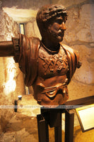 Bust of Hadrian - Color Photo (Hi-Res. Download) 1-Year License
