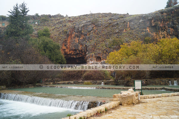 Caesarea Philippi (Hi-Res. Download) 1-Year License