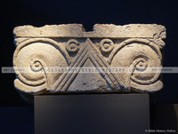 Proto Ionic Capital - Color Photo (Hi-Res. Download) 1-Year License