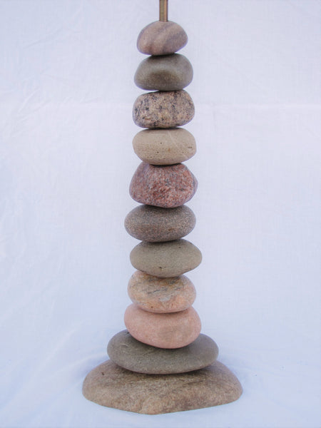 SPECIAL ORDER - Two Rock Lamps (large)