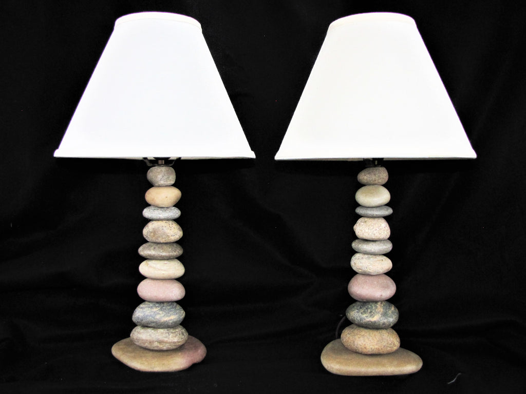 SPECIAL ORDER - Two Rock Lamps