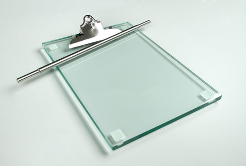 Glass Drawdown Plate