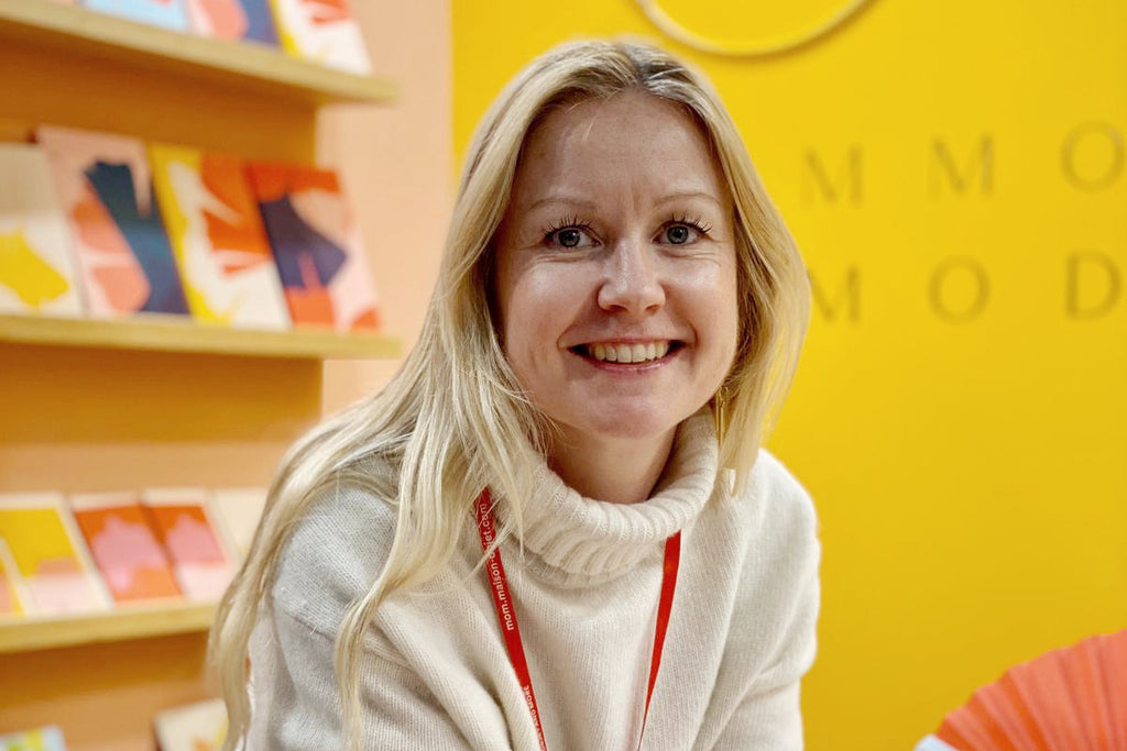 Claire founder of Common Modern