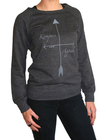 Gray Arrow Lightweight Crew Neck