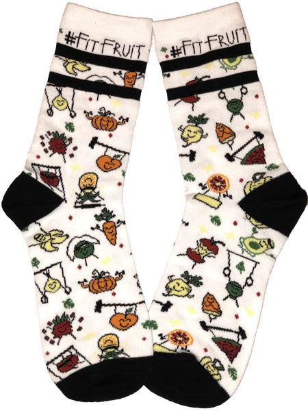 Fit Fruit Socks