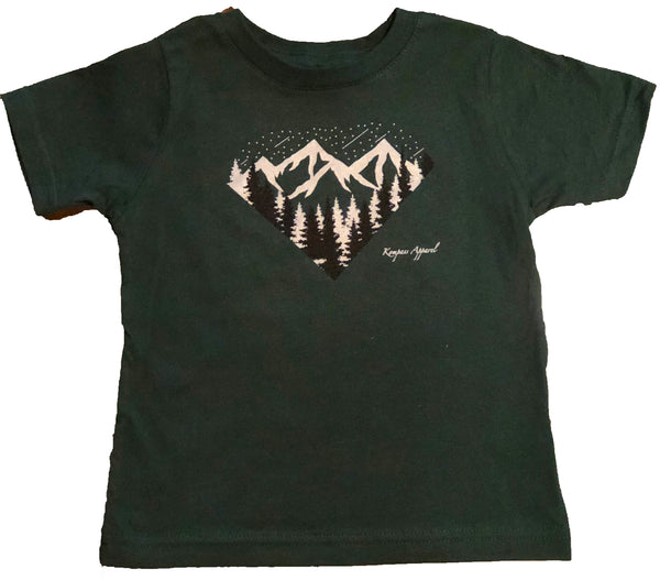 Wilderness Toddler Tee