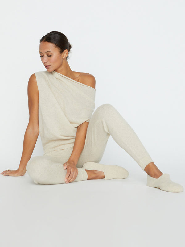 The Cashmere PJ Set