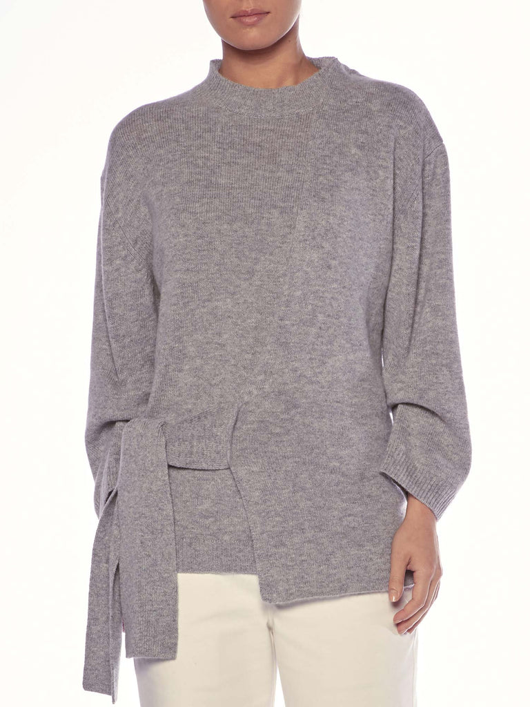 The Albian Wrap Pullover