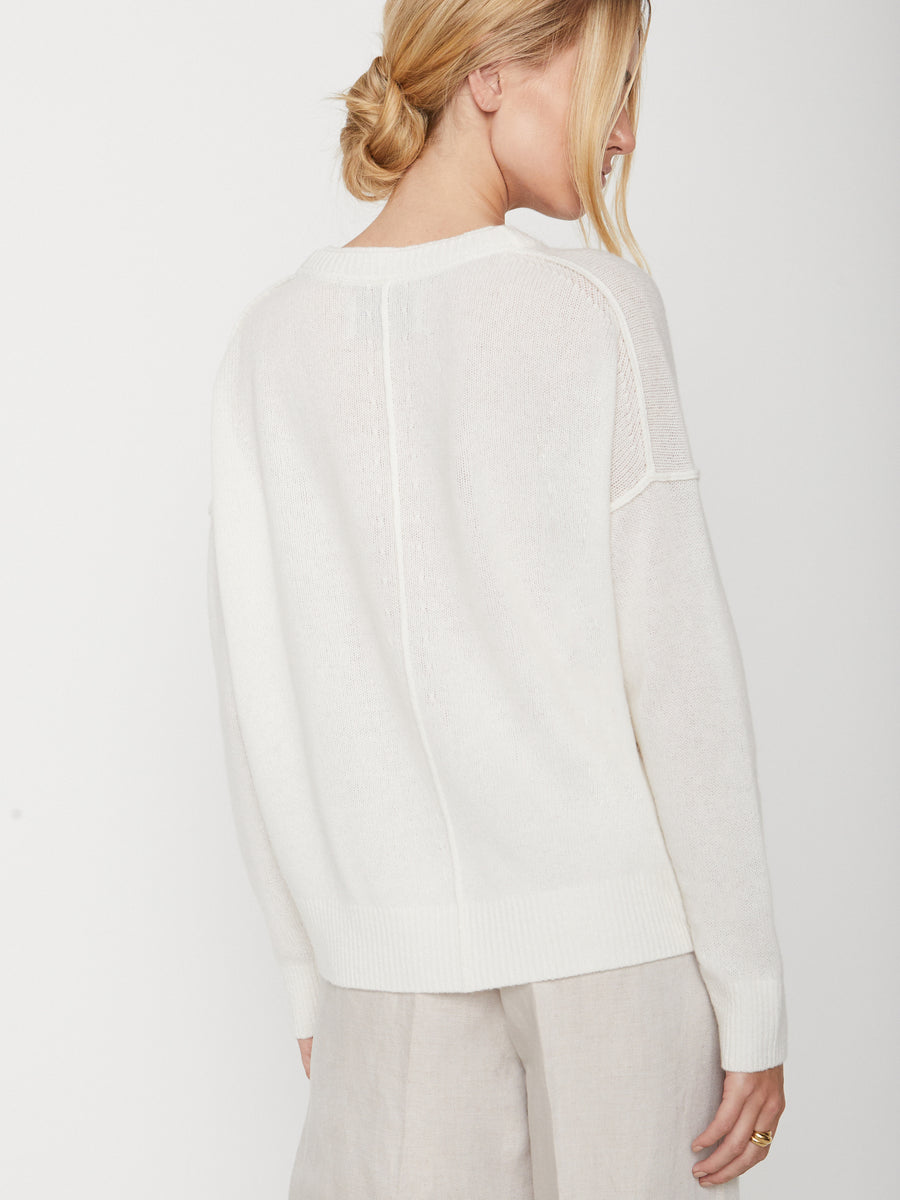 The Blended Brighter Crew Sweater