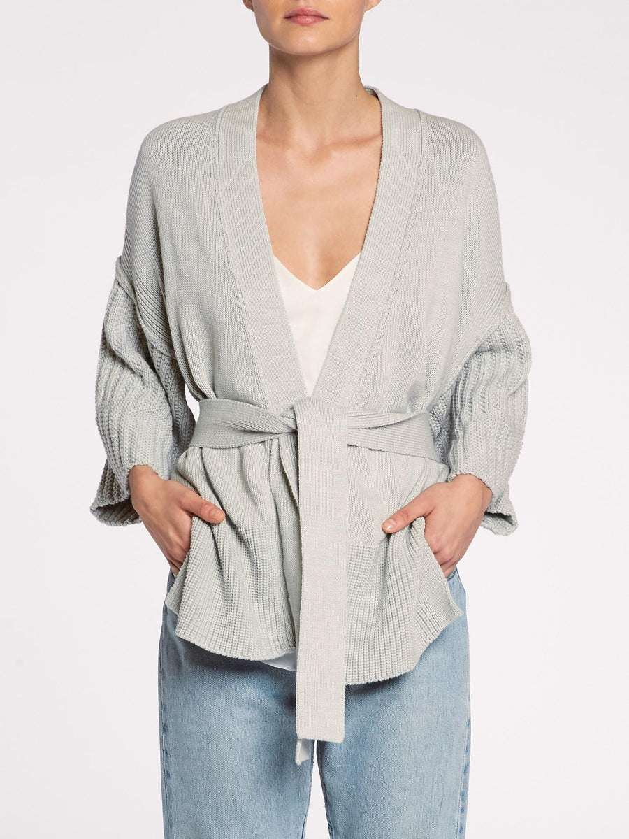 The Barai Cardigan