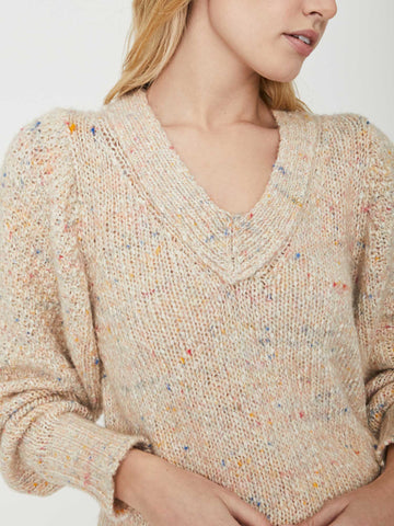 The Andrain V-Neck Sweater