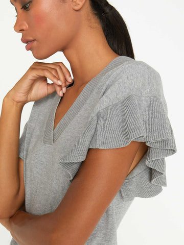 The Elodie Ruffle Top