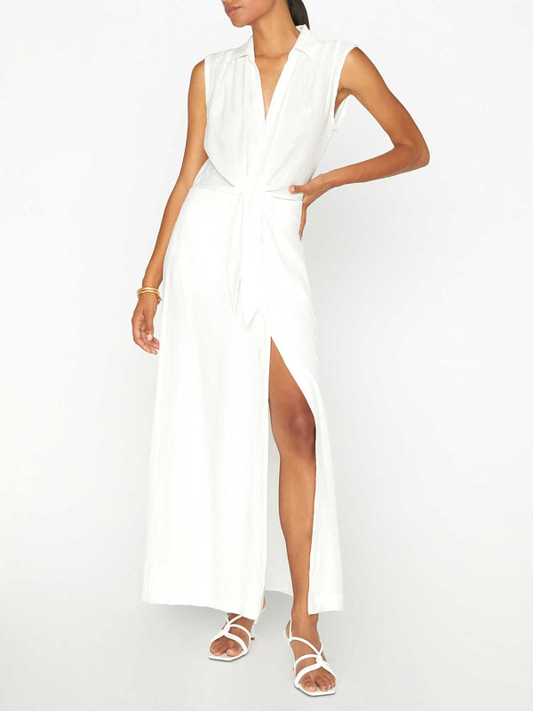 The Madsen Sleeveless Maxi Dress