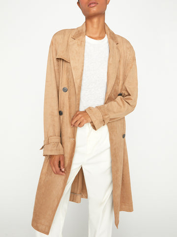 The Sidney Trench Coat