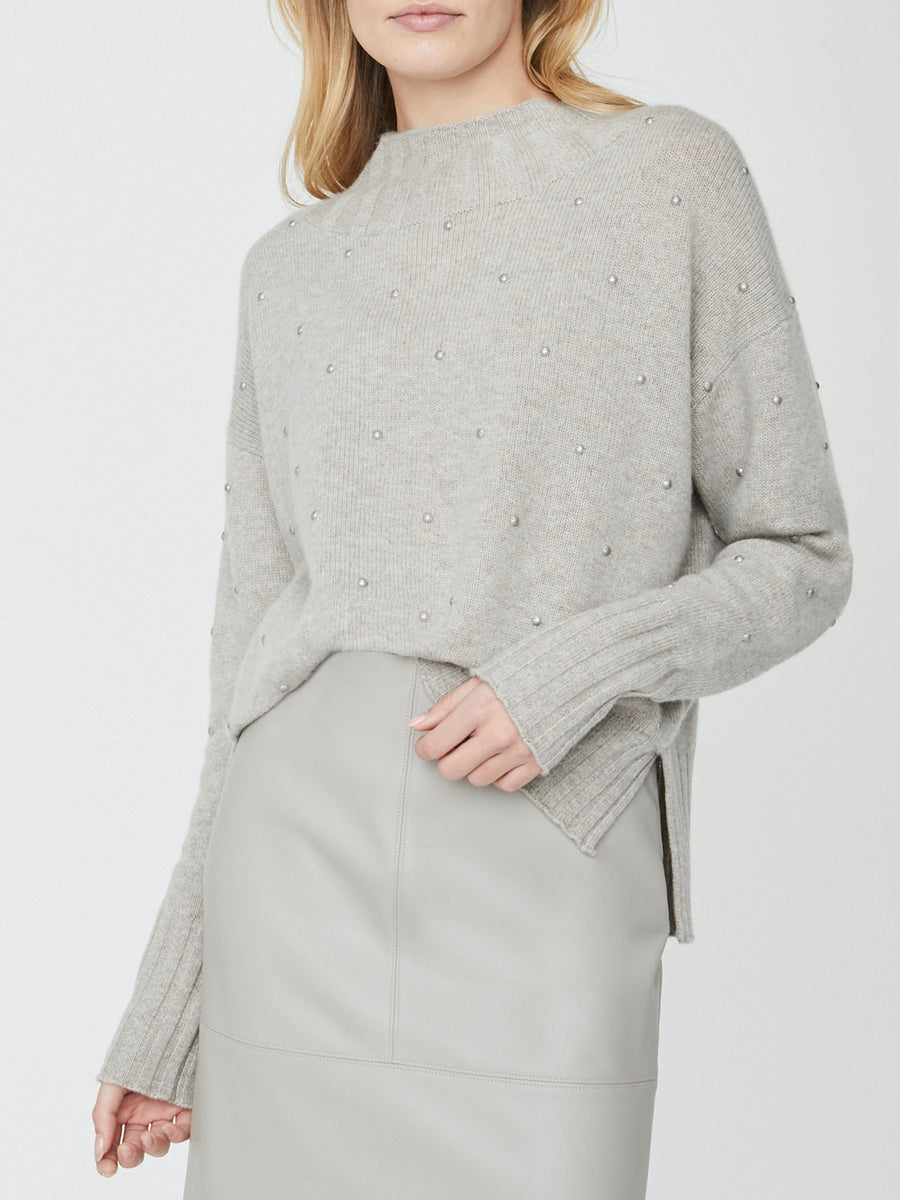 The Avery Embellished Sweater