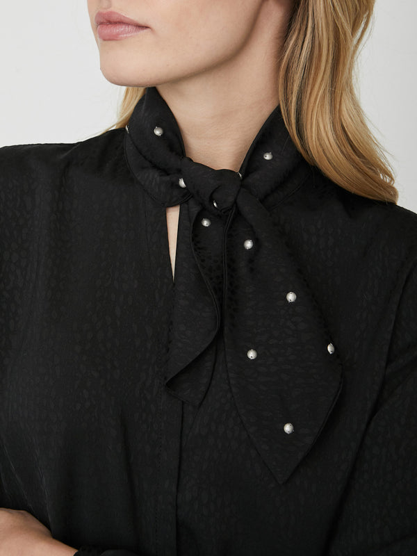 The Joan Embellished Blouse