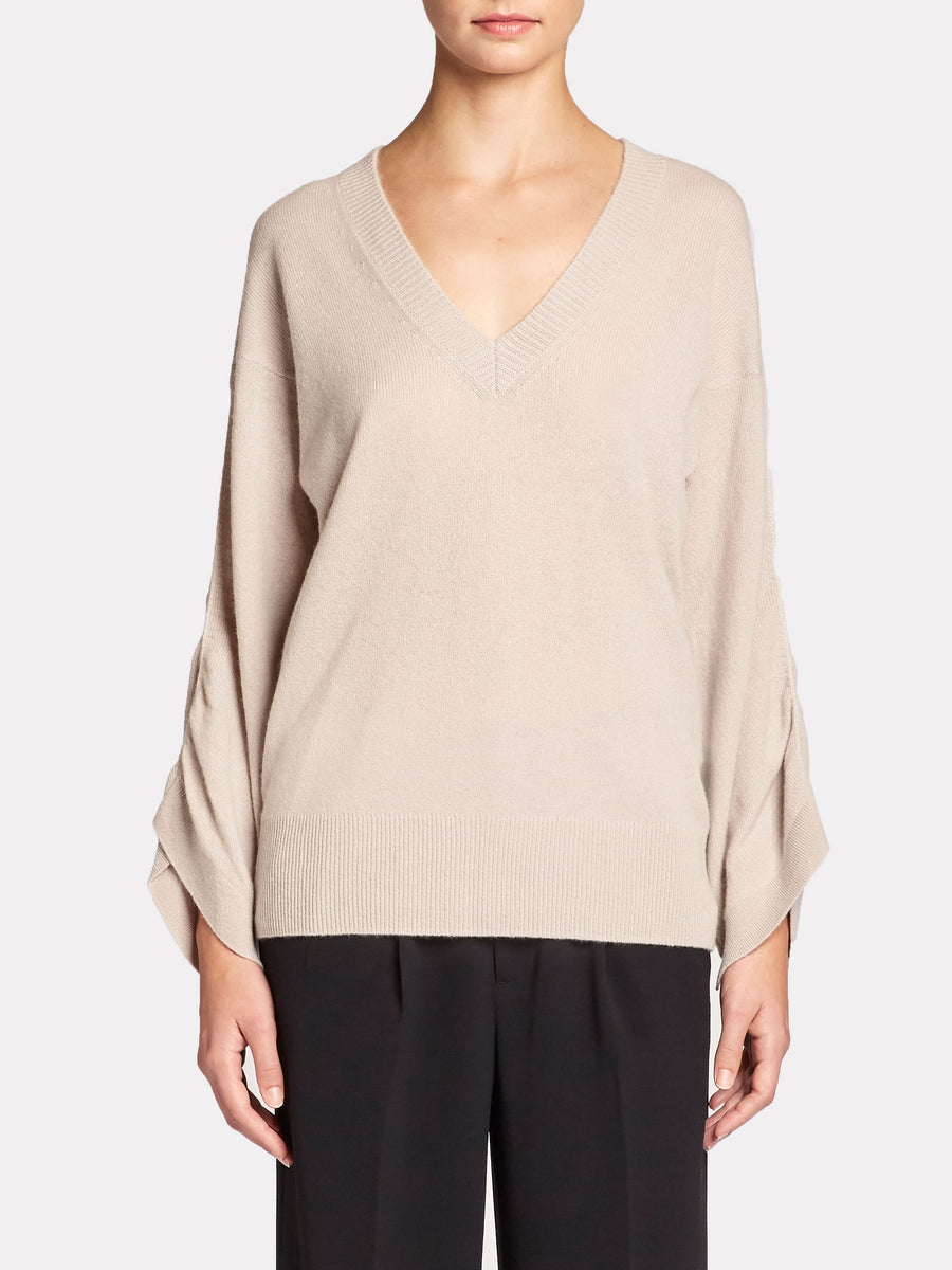 The Danya Vee Pullover