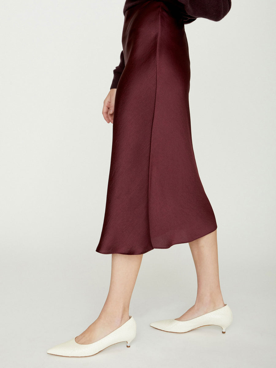 The Faye Slip Skirt
