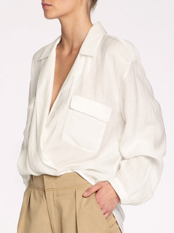 The Finn Blouse