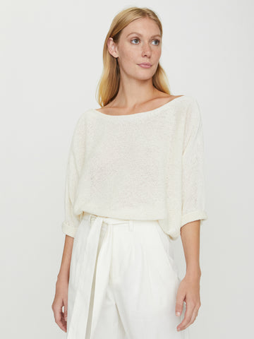 The Hannes Off Shoulder Pullover