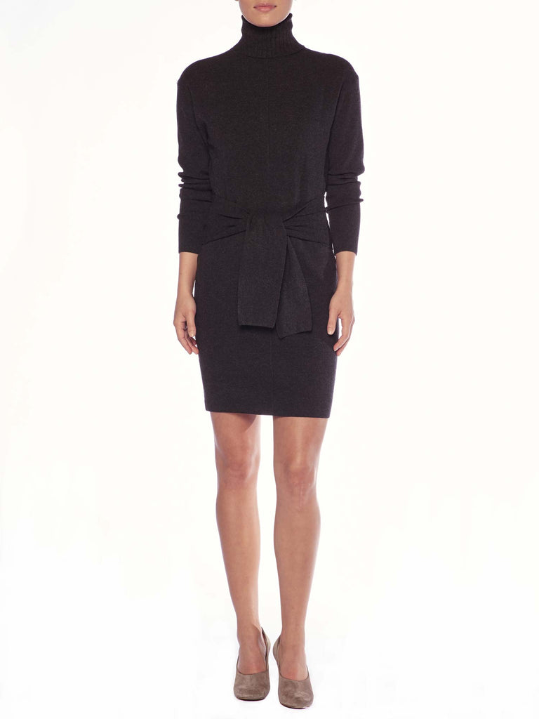 The Judson Tie Front Dress