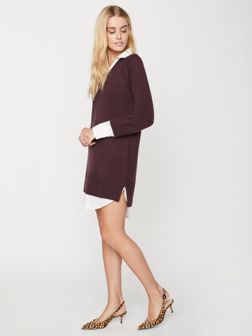 The Looker Vee Dress