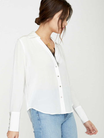 The Layla Lace Blouse