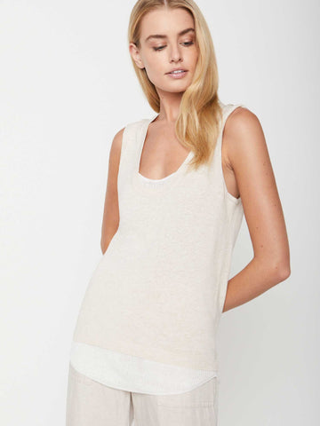 The Loreen Looker Layered Tank