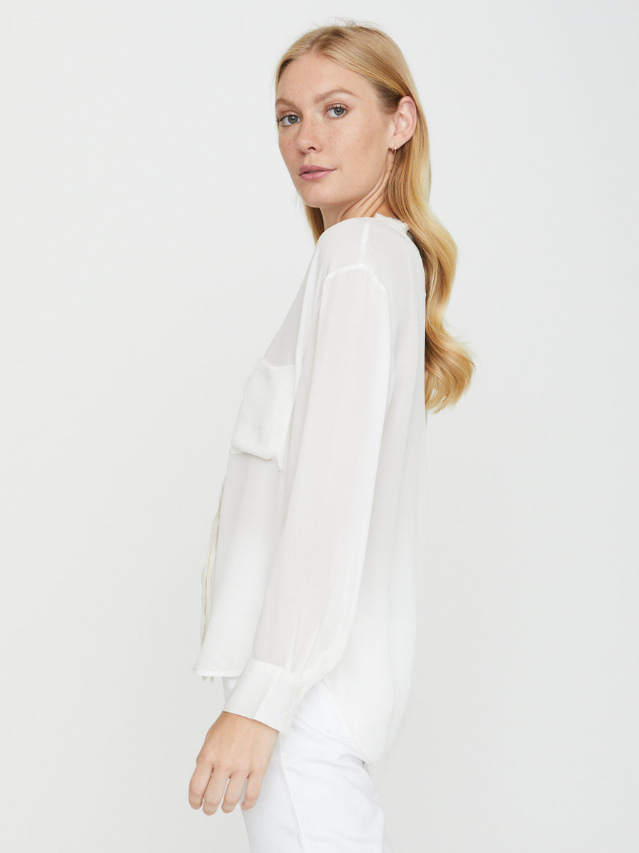 The Lyndsay Blouse