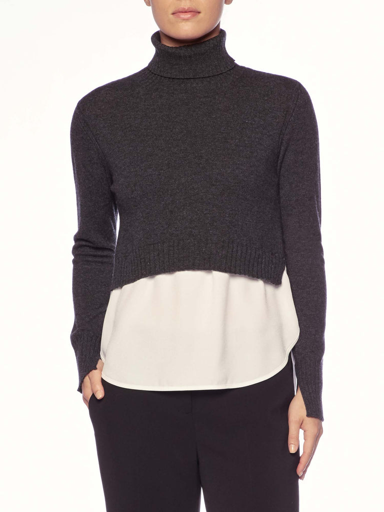 The Luna Layered Turtleneck