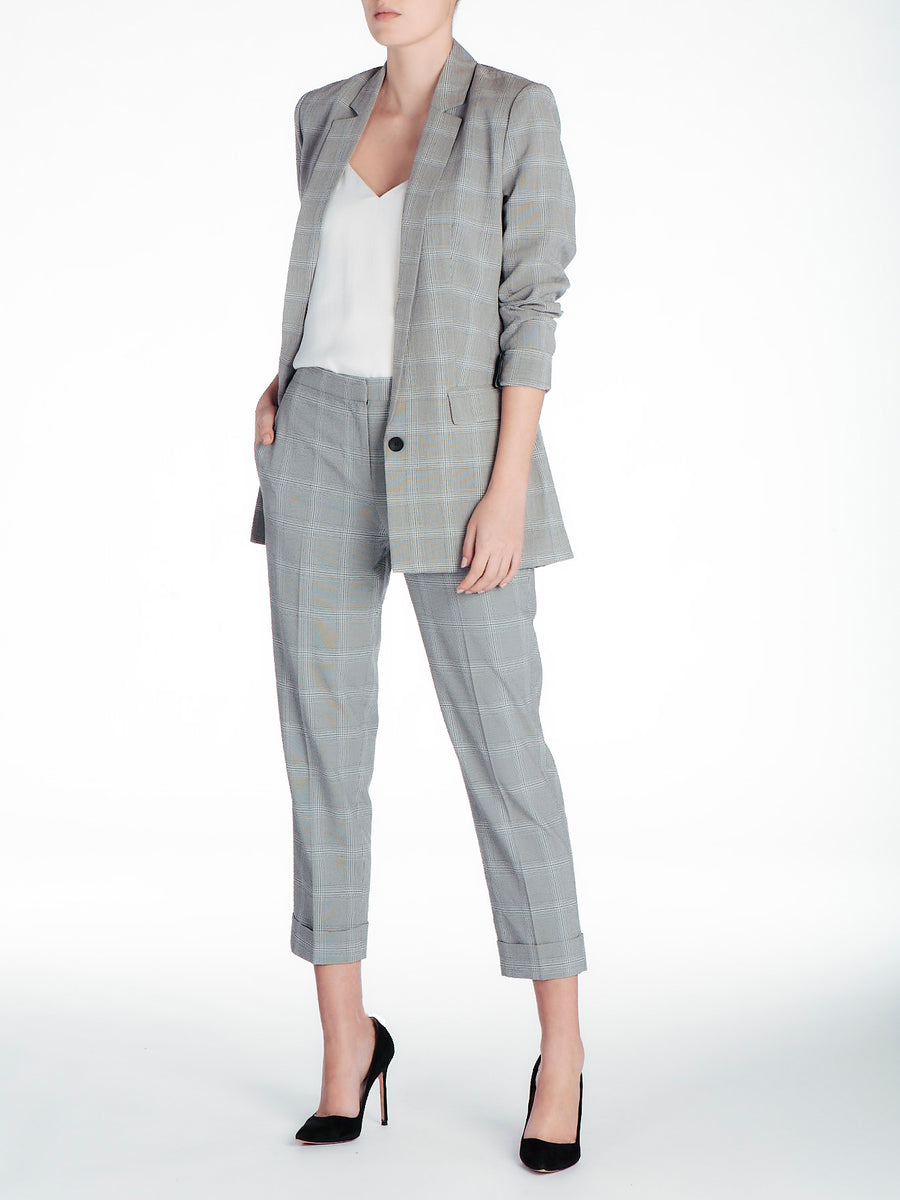 The Westport Plaid Pant