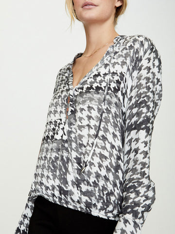 The Mayes Wrap Top