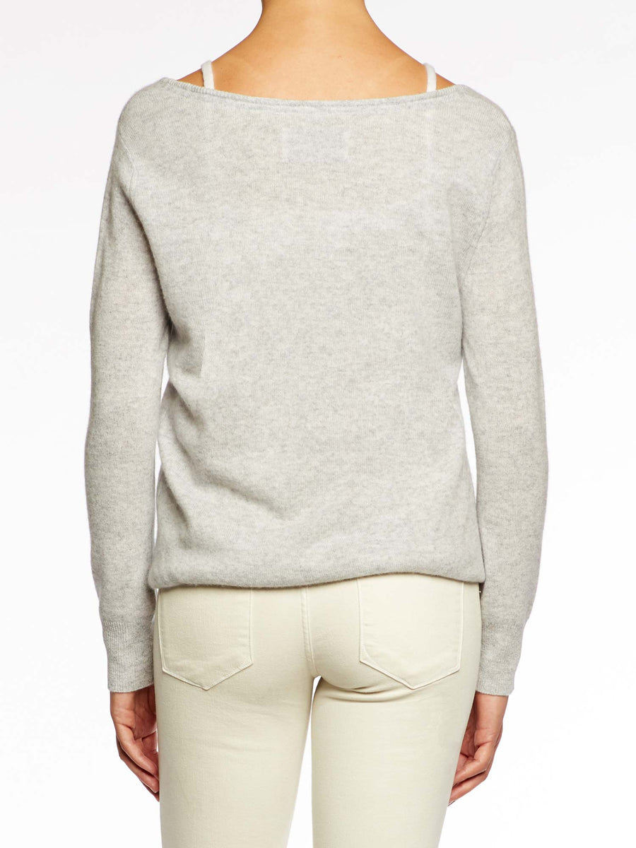 The Mabel Layered Pullover