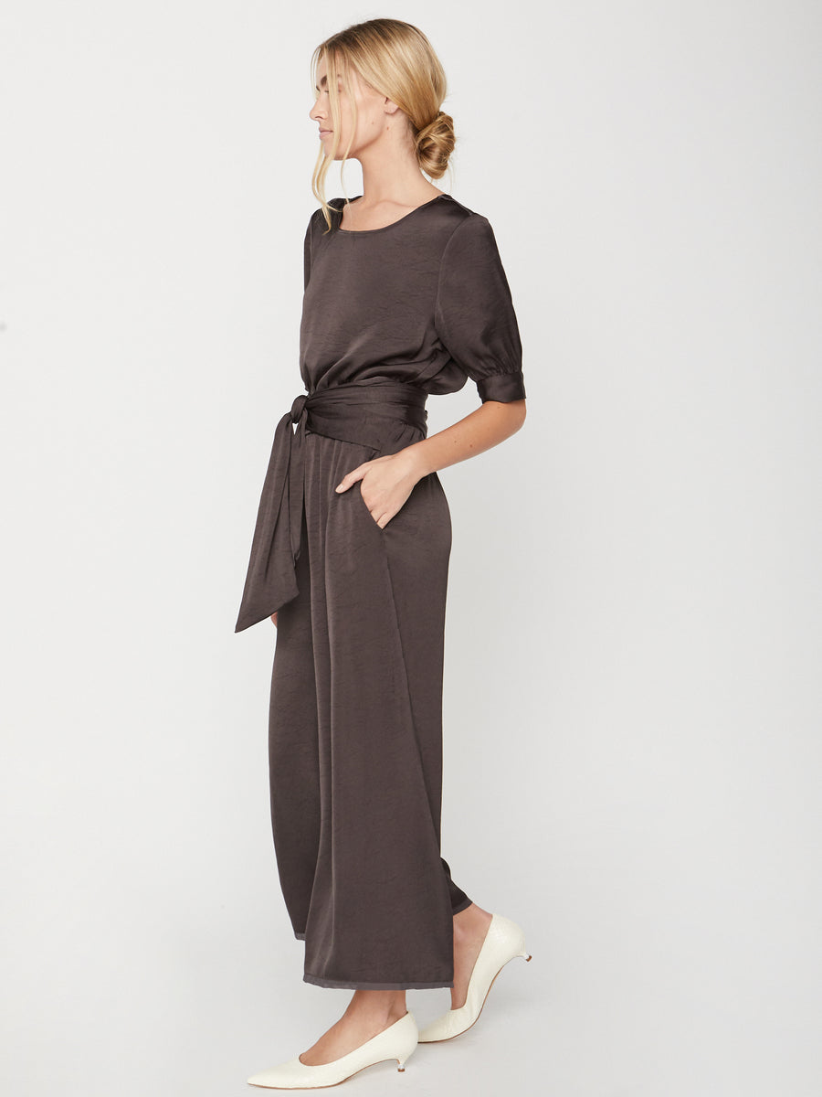 The Rio Belted Jumpsuit