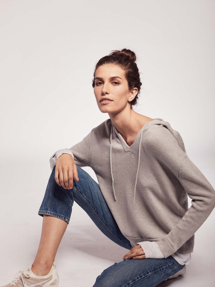 The Looker Layered Hoodie