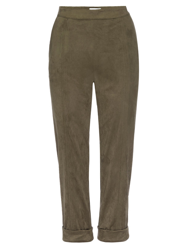 The Suede Westport Pant