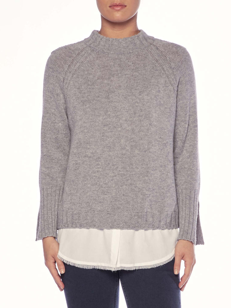 The Strand Layered Pullover