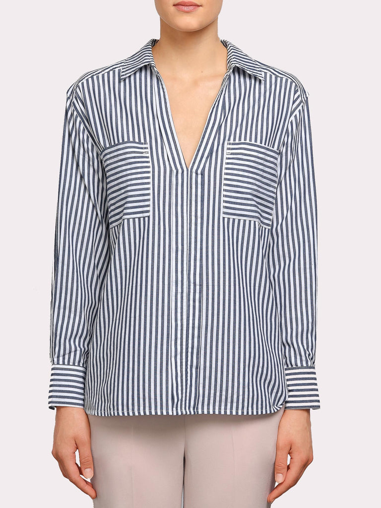 The Striped Adele Popover