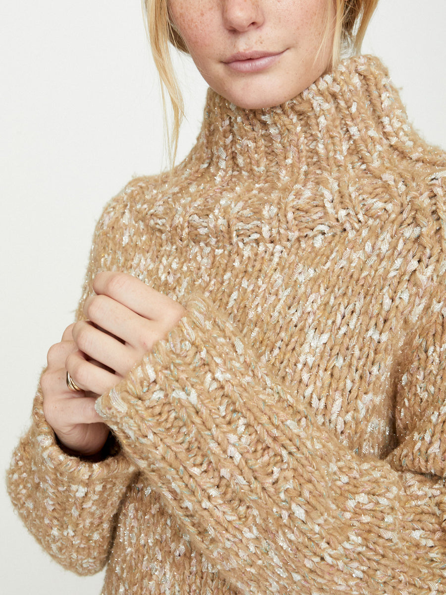 The Tomi Handknit Pullover