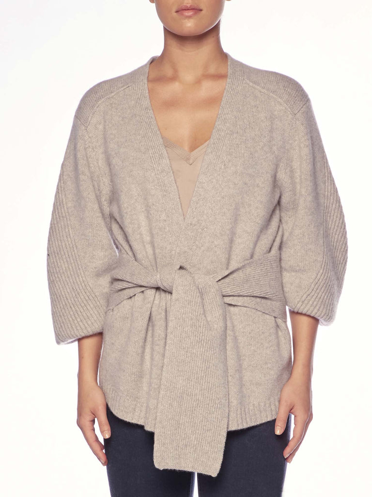 The Wolfe Cardigan