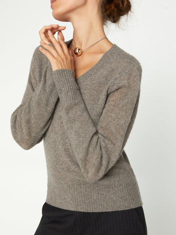 The Sila Vee Sweater