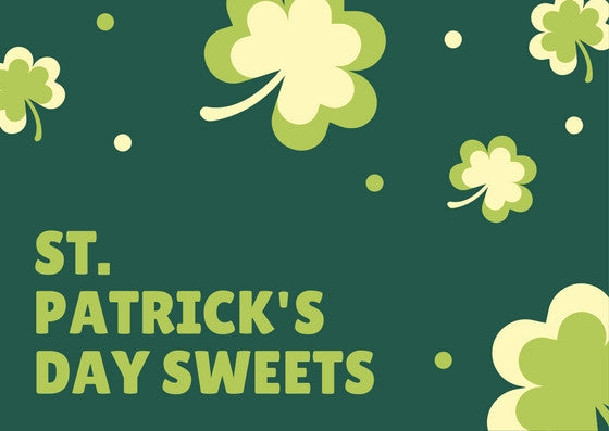 St. Patty's Day Sweets