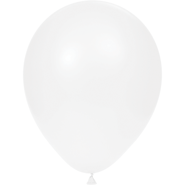 White Balloons (15 count)
